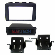 Best Kits BKNDK734 2-DIN/ISO w/Pocket Radio Dash Mount Install Kit for Nissan