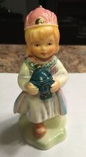 Goebel Nativity Figurine Wiseman Offering Gift Lore 11360 1984