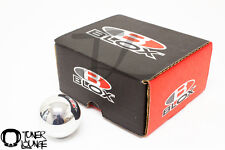 BLOX RACING 142 SPHERICAL POLISH SHIFT KNOB 10X1.5MM 5/6 SPD HONDA ACURA S2K DC5