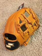 "SSK Baseball Infielder's Glove 11.5"" RH Throw - Professional Leather - New"