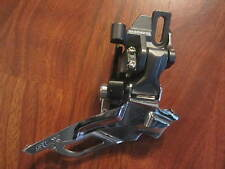 SHIMANO FD M661 -10 SLX DYNA SYSTEM DOUBLE FRONT DERAILLEUR BRAZE ON