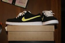 Mens Nike Dunk Low CL Black Yellow White Sz 9 or 9.5 Shoes