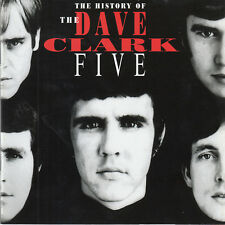 THE DAVE CLARK FIVE The History Of  2CD