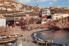Portugal Madeira, Camara de Lobos Boats barcos 1959