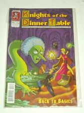 KNIGHTS OF THE DINNER TABLE #134 KENZER & COMPANY DECEMBER 2007