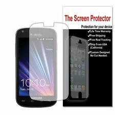 3x HD Clear LCD Screen Protector Armor for Samsung Galaxy S Blaze 4G SGH-T769