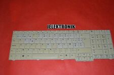 ♥✿♥KEYBOARD TASTATUR ACER ASPIRE 7520 MODEL NSK-AFP1A LANGUAGE BE