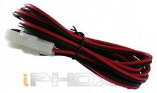 DC Power Cable for KENWOOD YAESU VERTEX ICOM Mobile Radio T Shaped PG-2N OPC-346