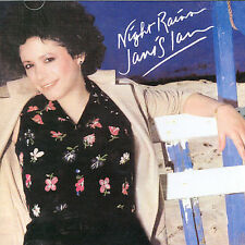 Night Rains  Janis Ian cd  Import Original recording remastered fast free ship