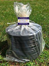 10er Pack Cactus Lidbag rund inkl. Nässepuffer für Trocken Toilette Ernst-August