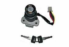 Kawasaki KLR650 ignition switch 6 wires (87-89) +KLR650 A6F, A7F (06-07) new