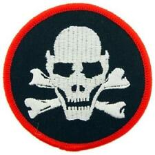 SKULL AND CROSS BONES PATCH (PM0807)
