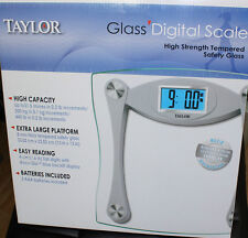 Taylor high quality Digital Glass Scale 7516C-UK Brand New Boxed