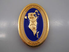 USN CMC COMMAND BAHRAIN CHALLENGE COIN