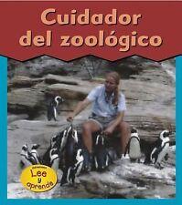 Cuidador del zoológico (Esto es lo que quiero ser) (Spanish Edition) by Miller,