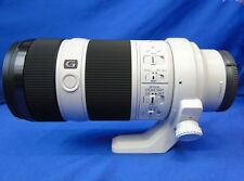 Sony SEL70200G FE 70-200mm F4 G OSS Lens In Stock Japan Model New