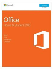 Microsoft 79G-04589 Office 2016 Home & Student - 1 PC - Software Suite