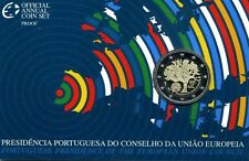 2 Euro Portugal 2007 EU PRESIDENCY Proof Coin - Presentation Set