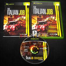 THE ITALIAN JOB XBOX Versione Ufficiale Italiana ○○○○○ COMPLETO