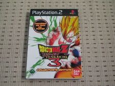 DRAGONBALL Z BUDOKAI TENKAICHI 3 COLLECTOR 'S EDITION PER PLAYSTATION 2 PS 2 OVP