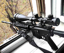 RIFLE SCOPE 6-24x50 Extremely Powerful ZOOM,MILITARY GRADE,Hunting Sniper Scope