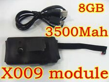 GSM SIM Quad band  Spy X009 module Video/Voice Record Bug Monitor hidden Camera