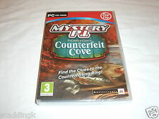 PC Game Mystery P.I. The Curious Case of Counterfeit Cove Brand New Sealed