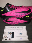 DASHON GOLDSON PINK NIKE VAPOR ELITE NEW FOOTBALL SHOES CLEATS REDSKINS-COA