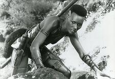 GRACE JONES CONAN THE DESTROYER LE DESTRUCTEUR 1984 VINTAGE PHOTO N°1