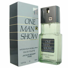 One Man Show by Jacques Bogart Eau De Toilette 3.3 OZ  for Men NEW