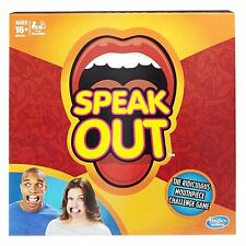 2016 Brand New Speak Out Board game Party Game Xmas Halloween Toys