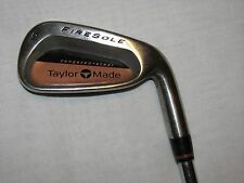 Mens RH Taylormade Firesole Tungsten Steel Single 6 iron S-90 Rifle Stiff Steel