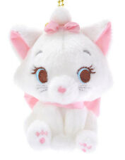 Disney Store Japan Plush Doll Key Chain Marie The Aristocats 677546