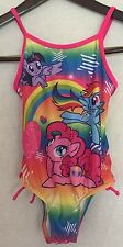 My Little Pony Girls Bathing Suit One Piece Size Small