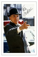 TELLY SAVALAS KOJAK SIGNED PHOTO PRINT AUTOGRAPH