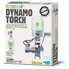 Green science Dynamo Torck kit by 4M Kidzlabs Toysmith