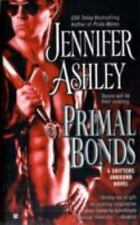 Shifter's Unbound: Primal Bonds # 2 by Jennifer Ashley - SHIFTERS ROMANCE HOT!