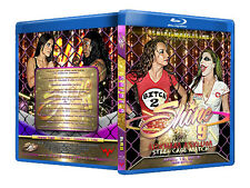 Official Shine Volume 9 Female Wrestling Event Blu-Ray