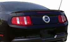 PAINTED FORD MUSTANG FACTORY STYLE SPOILER 2010-2014