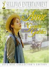 Anne of Green Gables: Five-Disc Collector's Edition (DVD Box Set Children) NEW