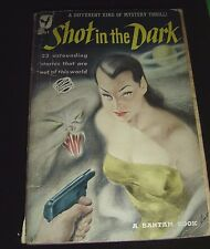 Shot In The Dark 23 Astounding Stories That Are Out Of This World Bantam 751