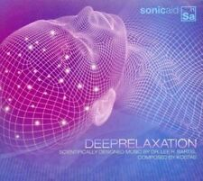 Deep Relaxation - Kostas - Dr. Lee R. Bartel (CD 2009) New/Sealed
