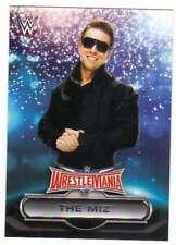 2016 Topps WWE Road to Wrestlemania Wrestlemania 32 Roster #17 The Miz