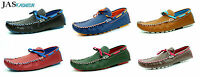 Mens New Casual Designer Boat Deck Loafers Slip On Driving Shoes Moccasin Size