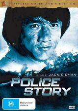 POLICE STORY JACKIE CHAN BRAND NEW SEALED FREE POST!