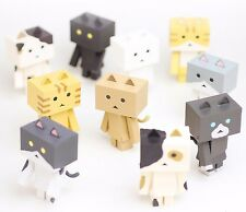 Nyanboard Figure Collection -Cat in Danboard-10pcs Complete Set(see description)