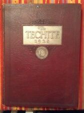 1928 Techite McKinley Tech High School Yearbook Washington, D.C .