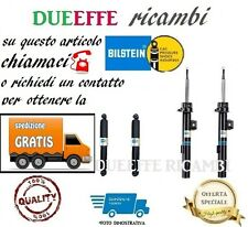 KIT 4 AMMORTIZZATORI BILSTEIN B4 GAS PER VW GOLF V BERLINA DAL 2003