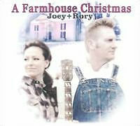 JOEY + RORY - FARMHOUSE CHRISTMAS - CD - Sealed