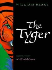 The Tyger by William Blake (1993, Hardcover)